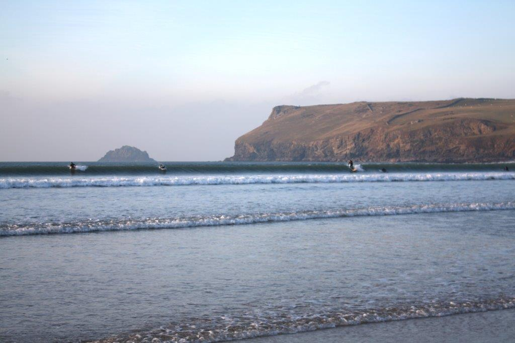 Surfers-at-Polzeath