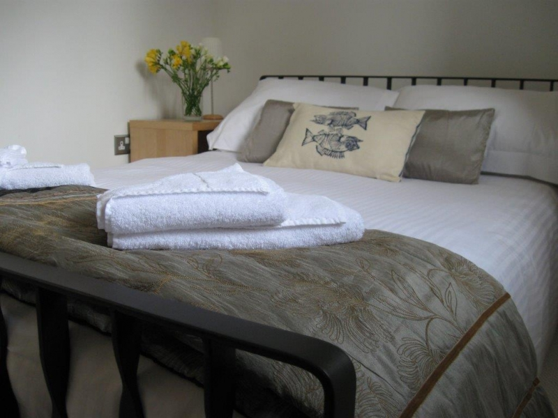 The Carriagehouse sleeps 4, Rock, North Cornwall