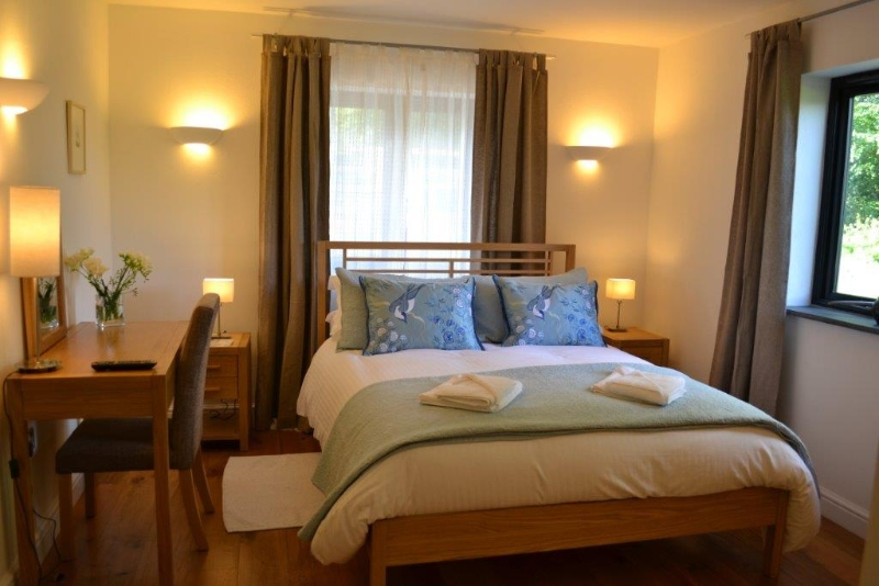 Spacious, luxurious bedrooms, St Kew Holiday Cottages