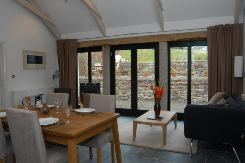 Spacious Open Plan Holiday Cottages North Cornwall