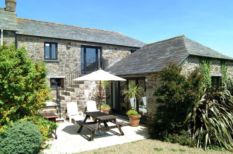 The Granary, luxury holiday cottages North Cornwall