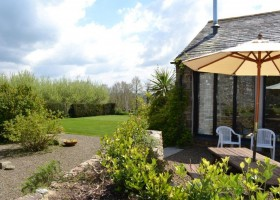 Carriagehouse Holiday Cottage St Kew Cornwall