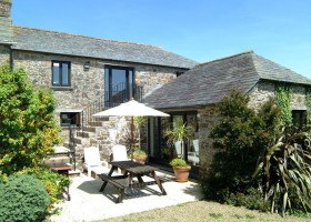 The Granary Self Catering Holiday Cottage Cornwall