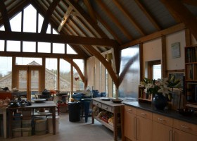 The Pottery at St Kew Holiday Cottages Cornwall